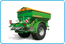 Spare parts for fertilizer spreaders