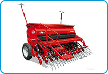 Spare parts for seeders